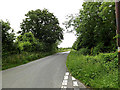TL9356 : Cockfield Road, Great Green by Geographer