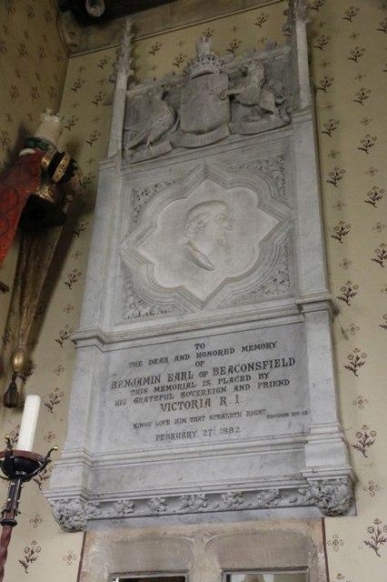 Disraeli Memorial
