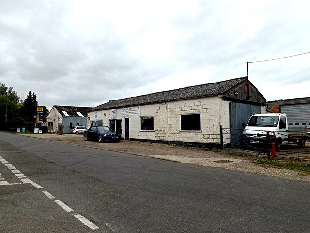 Ward Scott Ltd, Cockfield Garage