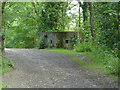 SK1705 : Pillbox at Hopwas Wood Bridge by Alan Murray-Rust