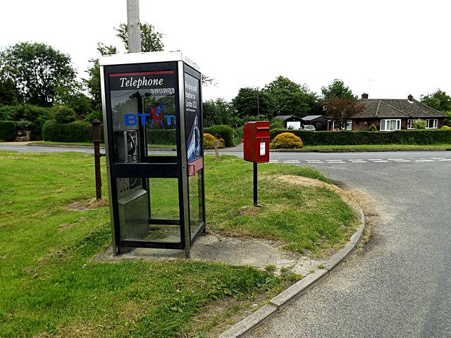 Telephone Box & Great Green Postbox