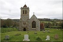 SU8695 : West end of the Church by Bill Nicholls