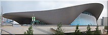 TQ3884 : London Aquatics Centre, Olympic Park by Oast House Archive