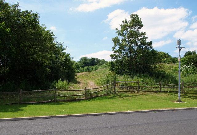 Vicinity of Kemnal Park Cemetery, Chislehurst BR7