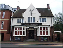 SJ9223 : Coach and Horses, Stafford by Chris Whippet