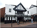 SJ9222 : The Picture House, Stafford by Chris Whippet