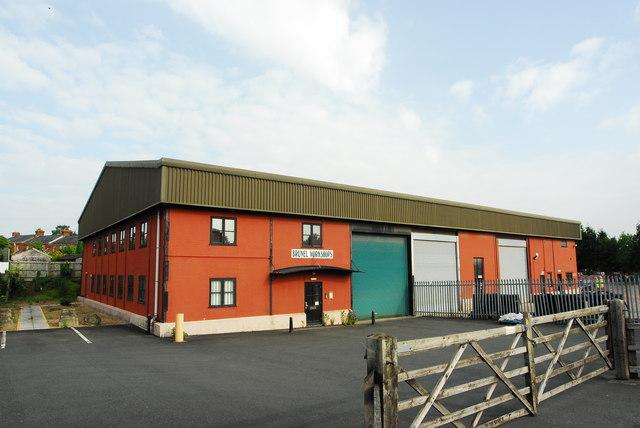 Brunel Workshops, Ross on Wye