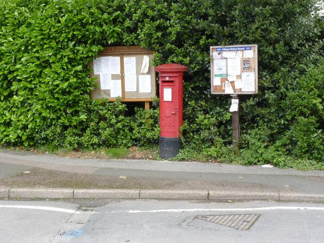 Hopwas postbox ref B78 65
