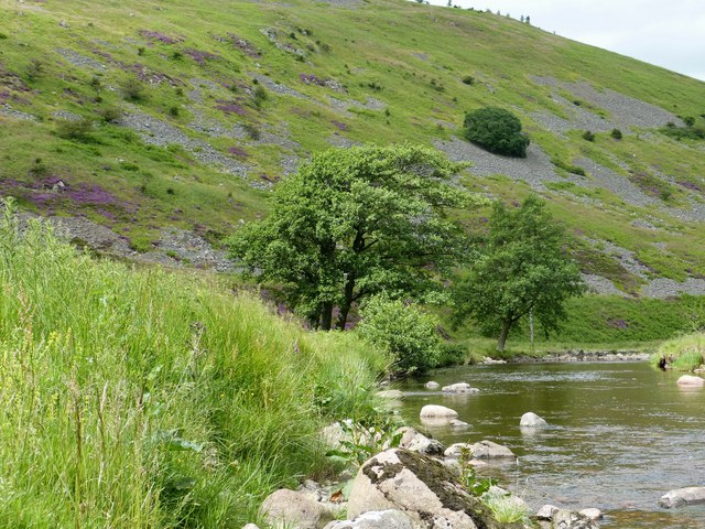 The River Breamish