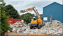J3272 : Windsor Park football ground, Belfast - June 2014(1) by Albert Bridge