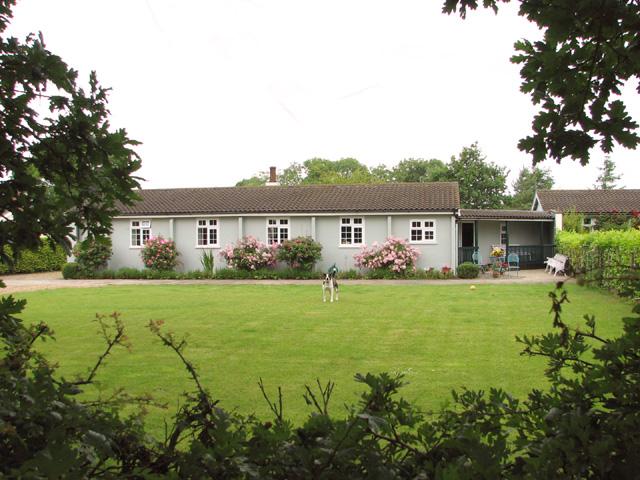 Headquarters site at RAF Shipdham