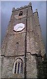SX3384 : St Mary Magdalen Church Tower Launceston by Paul Loft