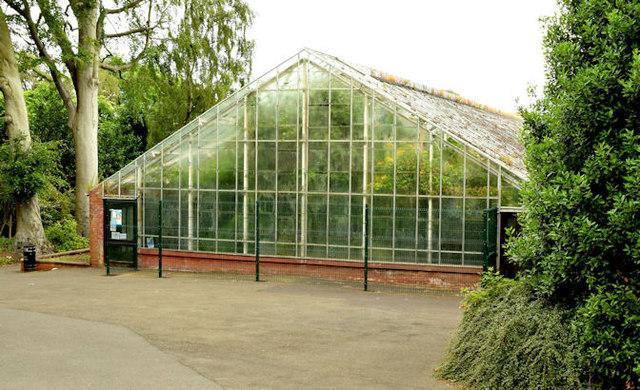 The Tropical Ravine, Botanic Gardens, Belfast - June 2014(2)
