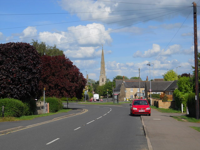 Helpston Road, Glinton