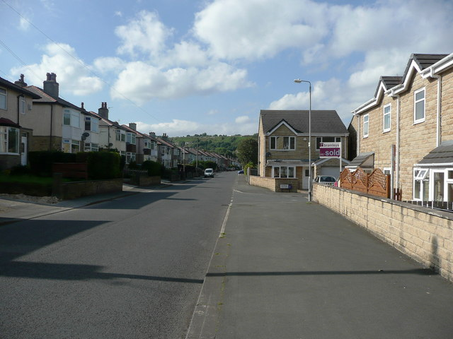 Botham Hall Road, Golcar