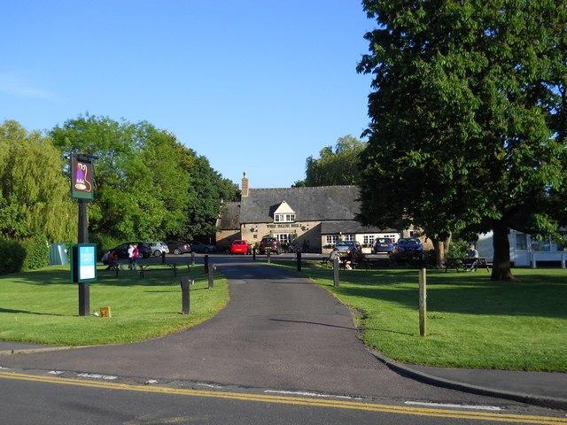 The Blue Bell, Glinton