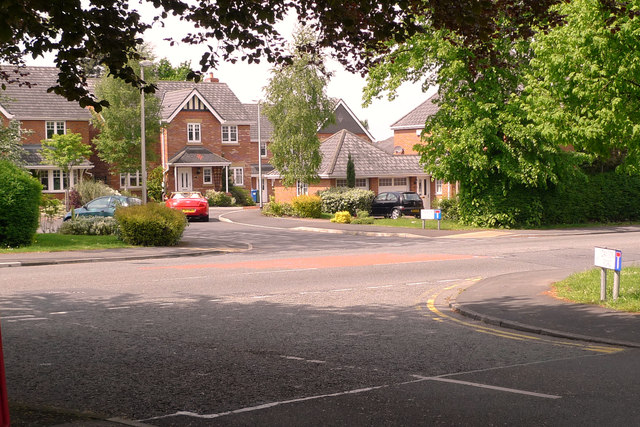 Alder Close, Wilmslow Road