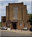 TQ2289 : Hendon Methodist Church by Julian Osley
