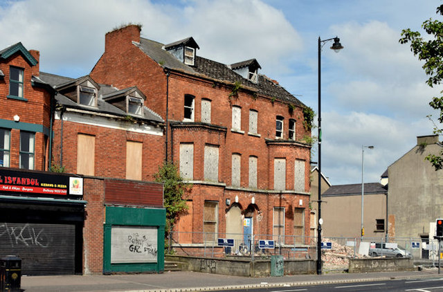 Nos 137-141 Ormeau Road, Belfast - June 2014(2)