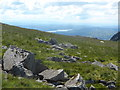 NY2708 : Rocks at Thunacar Knott by Anthony Parkes