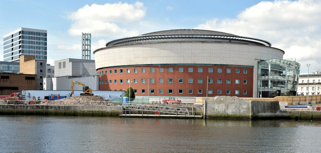 The Waterfront Hall, Belfast (June 2014)