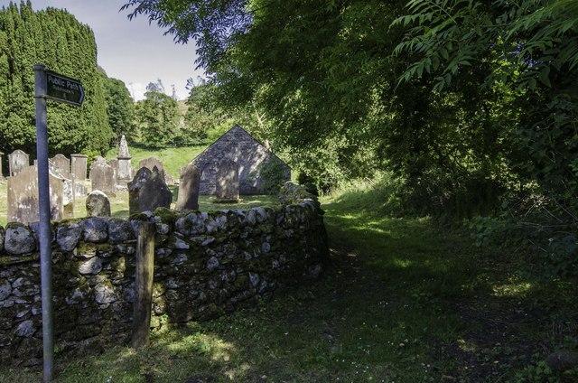 Public Path to Gatehouse