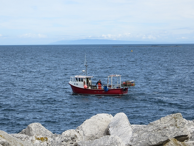 Creel boat, Glenarm
