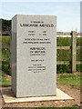 TF9941 : Memorial at RAF Langham by Evelyn Simak