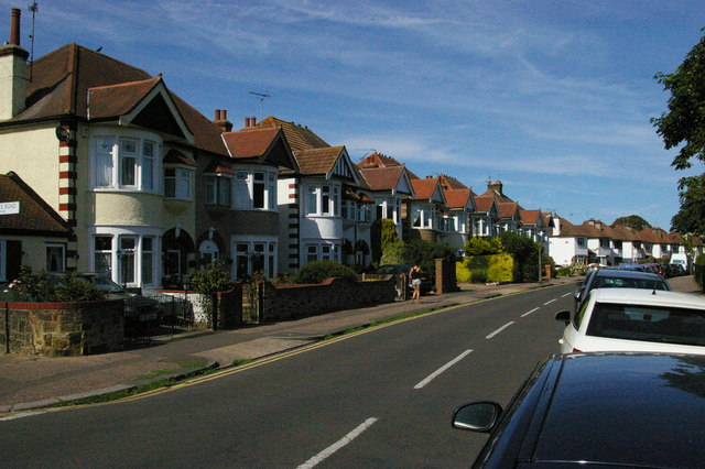 Northumberland Crescent, Southchurch, Southend-on-Sea