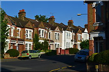 TQ4077 : Windcliff Road from the corner of Sandtoft Road by David Martin