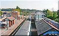 TM1721 : Thorpe-le-Soken station by Ben Brooksbank