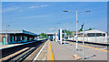 TQ2836 : Three Bridges Station by Ben Brooksbank