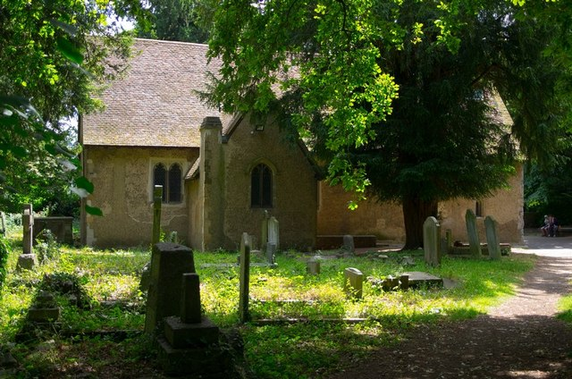 Old St Andrew's Church, Kingsbury