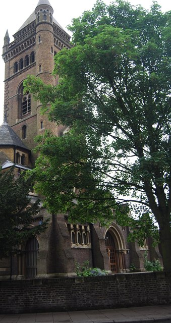 Church of St Mary, Ealing