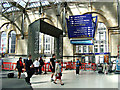 NS5865 : New archway at Glasgow Central railway station by Thomas Nugent