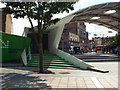 TQ3476 : Peckham Space and Peckham Arch by Robin Stott