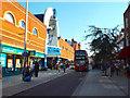 TQ3476 : North End of Rye Lane, Peckham by Robin Stott