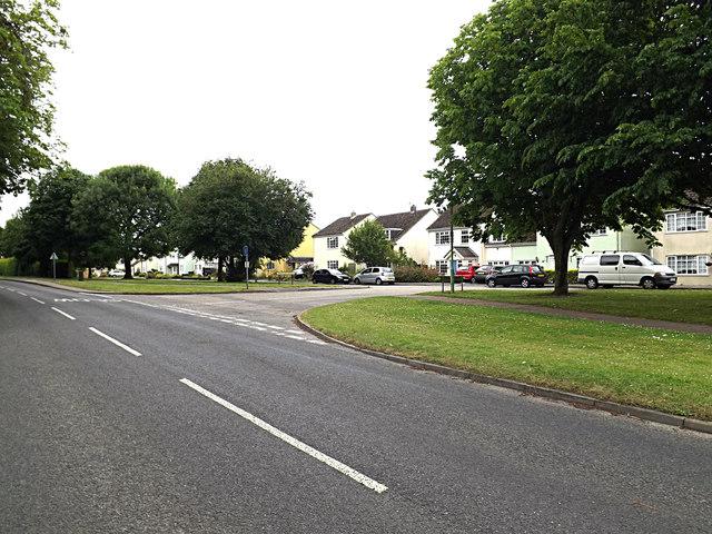 A1092 Melford Road, Cavendish