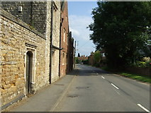 SK8836 : Low Road Barrowby by JThomas