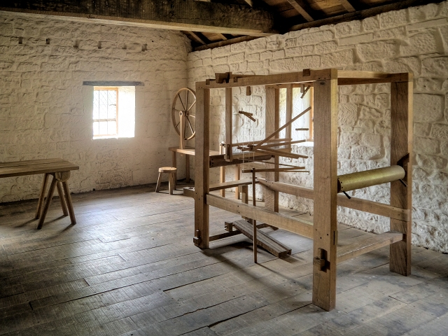 Monk's Cell, Mount Grace Priory