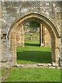 SE4498 : Mount Grace Priory Church by David Dixon