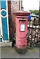 SJ9595 : GR Postbox SK14 23 by Gerald England
