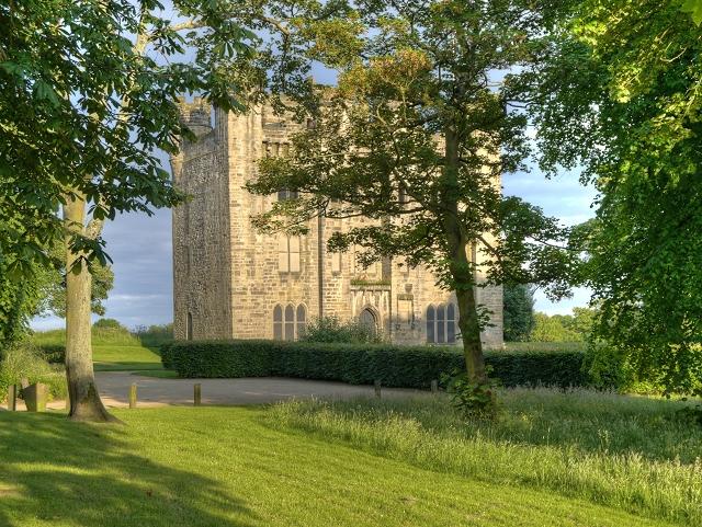 Hylton Castle, Hylton Dene