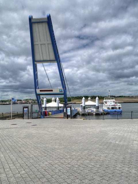 Shields Ferry Departure Point at South Shields
