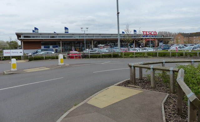 Tesco Bourne Superstore
