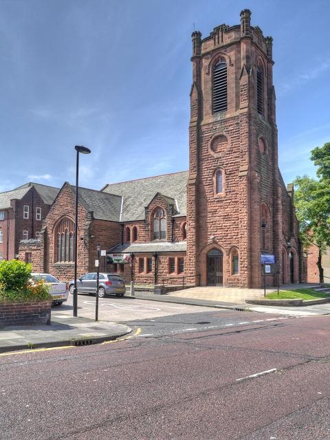Whitley Bay Baptist Church