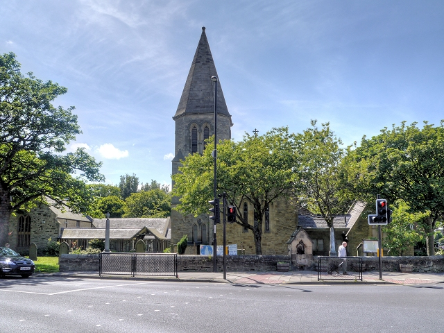 The Parish Church of St Paul, Whitley Bay