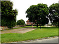 TL8348 : Looking towards Park Farmhouse by Geographer