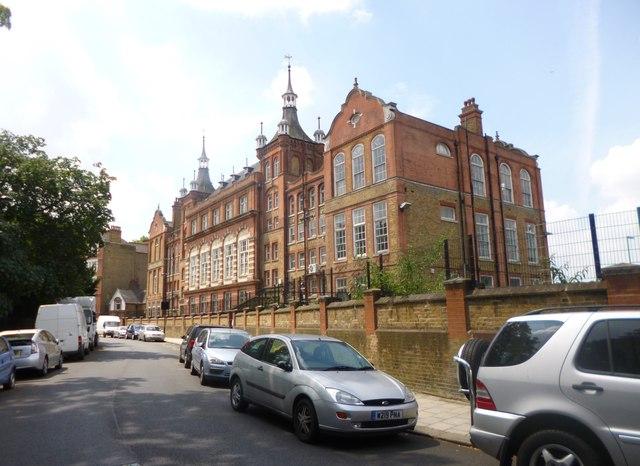 Camberwell, former school