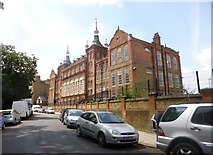 TQ3176 : Camberwell, former school by Mike Faherty